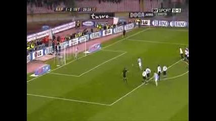 Наполи - Интер 1:0
