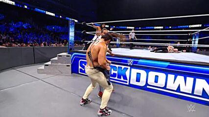 Shinsuke Nakamura vs. Happy Corbin: SmackDown, Oct. 22, 2021