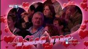 Хари Стайл целува Джеймс Кордън