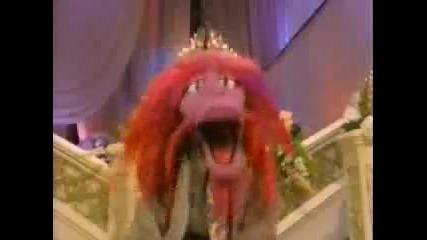 Michelle Pfeiffer on Muppets Tonight p2