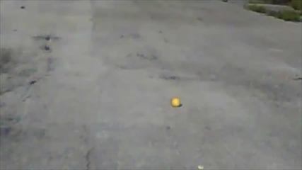 Grapefruit banging Kabooom!