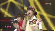 Bigstar - Run N Run @ Simply Kpop - Arirang [ 09.09. 2013 ] H D