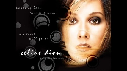 Celine Dion - I aint gonna look the other way