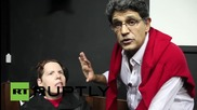 Brazil: Paralysed PhD researcher creates entire thesis by blinking and moving chin