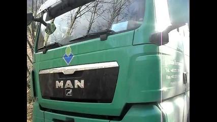 Romanian Girl Drive Man Tgs 33.440