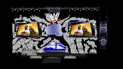 Smackdown Stage - Rise Up