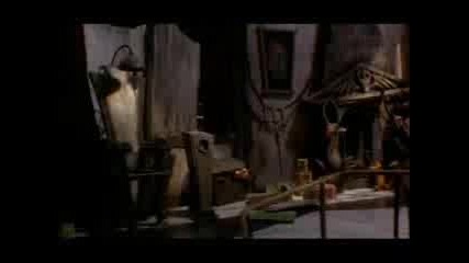 Анимация - The Nightmare Before Christmas