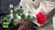 Germany: Russian ambassador attends renovated Soviet memorial inauguration in Lubben