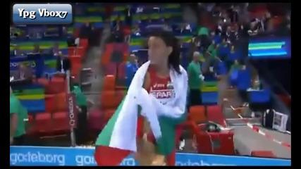Тезджан Наимова е европейска шампионка