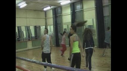 24 ноември - световен ден на танца - Street Dance - хореография на Pacho