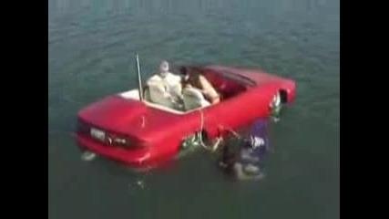 Кола Движеща се по Вода !