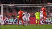 Холандия 2 - 3 Чехия ( Квалификация за Европейско първенство 2016 ) ( 13/10/2015 )