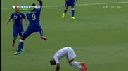 Италия 0 – 1 Уругвай // F I F A World Cup 2014 // Italy 0 – 1 Uruguay // Highlights: First Half
