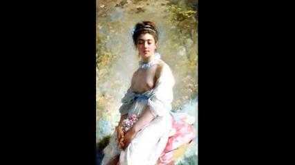 Charles Joshua Chaplin Painter-verdi Rigoletto