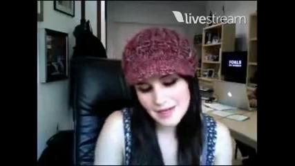 #twitcam с Дулсе част 5 (17.04.13)