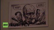 Ukraine: 'Grilled militia' on the menu at this Kiev pub