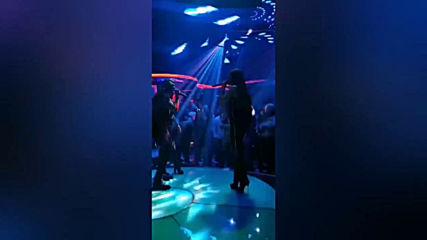 "Емануела и Меди - Йорговани, на живо от ""Night Club The Moon"""