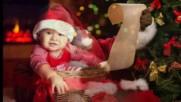 Дядо Коледа не спал - детски песнички