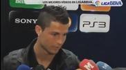 Кристиано Роналдо е от с. Дражево :d