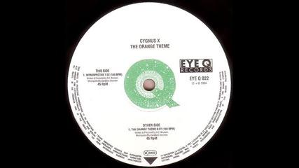 Cygnus X - The Orange Theme