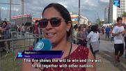 Рио 2016: Впечатляващата олимпийска атракция