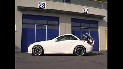Mercedes CLK - Tuning