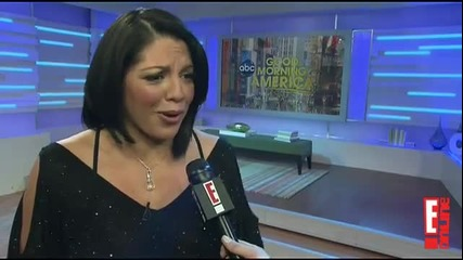 Sara Ramirez on Grey's Musical Episode