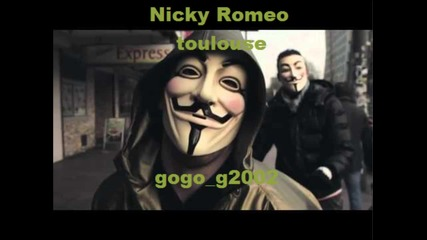 Nicky Romeo - Toulouse