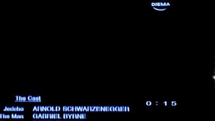Краят на дните (синхронен екип, дублаж по Диема на 11.12.2008 г.) (запис)
