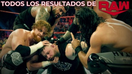 REVIVE Raw en 5 (MINUTOS): WWE Ahora, Feb 17, 2020