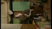 Mr Bean and the Christmas Turkey -- Mr. Bean und der Weihnachts-truthahn