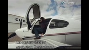 Как са го направили - самолетни парашути, слънчева енергия, слънчеви очила - S06e12 - Бг субс