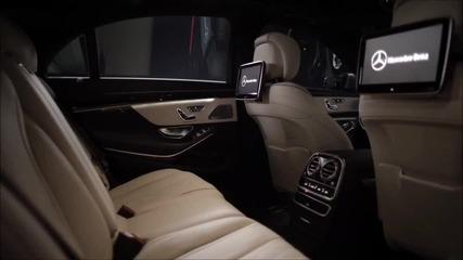 Mercedes - benz 2014 S-class Interior Hd Trailer