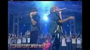[engsubs] Yamashita Tomohisa & Ikuta Toma - Yokubou no Rain 29.09.2002 [shounen Club]