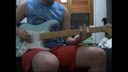 System of a Down - B.y.o.b (guitar)