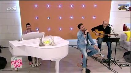 - Никос Икономопулос пее най - добрите си песни на живо + превод