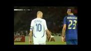 Zidane Vs Matterazi