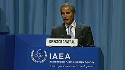 Austria: North Korea's nuclear programme going 'full steam ahead' says IAEA's Grossi