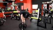 Фитнес упражнения - Мъртва тяга