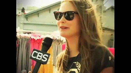 Victorias Secret Model Behati Prinsloo Interview