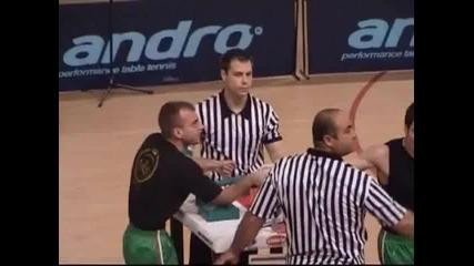 Димитър Щерев - канадска борба