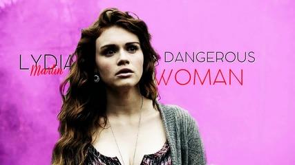 Lydia Martin Dangerous women