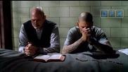 Бягство от затвора S01e13 [1 част] Bg Audio