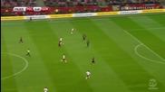 Полша 2 - 0 Германия ( квалификация за Европейско първенство 2016 ) ( 11.10.2014 )