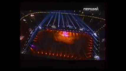 Shakira - Waka Waka - Закриване на Световното първенство по футбол в Африка 2010