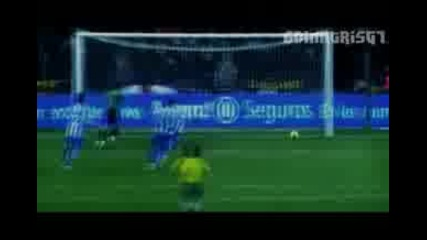 Lionel Messi 2008/2009 - Top 10 Goals *new*