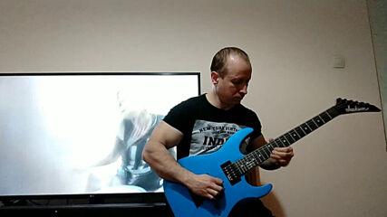 Oki Guitar Player-alegria (nita Strauss cover).mp4
