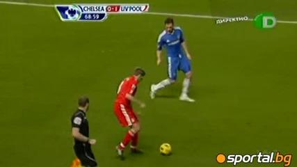 Страхотен Ливърпул попари синия дебют на Торес Челси 0:1 Ливърпул