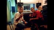 New 2011 !! Hip Hop !! Mi7ko feat. Shaolina - С теб съм друг (unisound Studio)