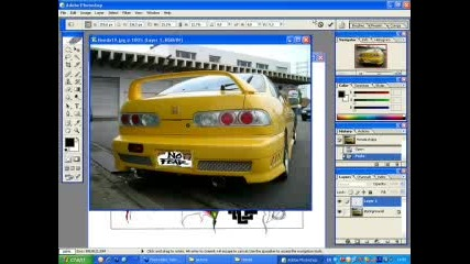 Adobe Photoshop Cs Lesson #4 Fake Tatoo